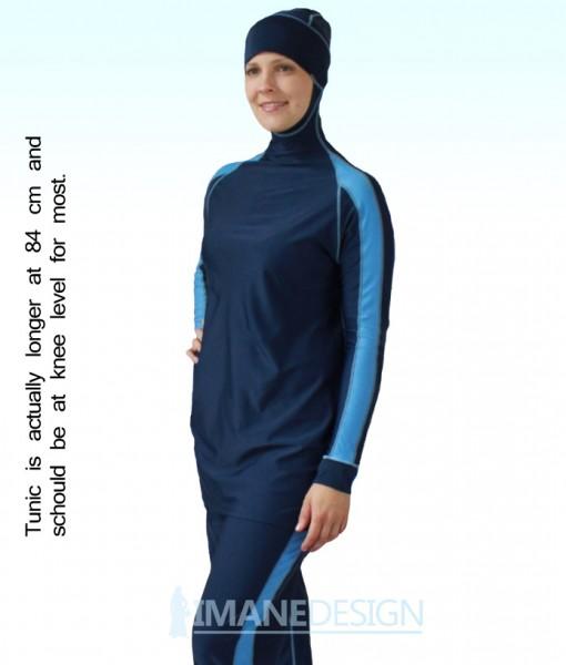 SPORTIVA-Zwempak-Navy-Sky-Blue (3)